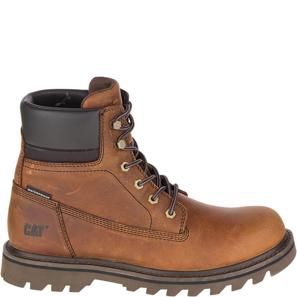 Caterpillar Men's Deplete WP Work Boots - Brown