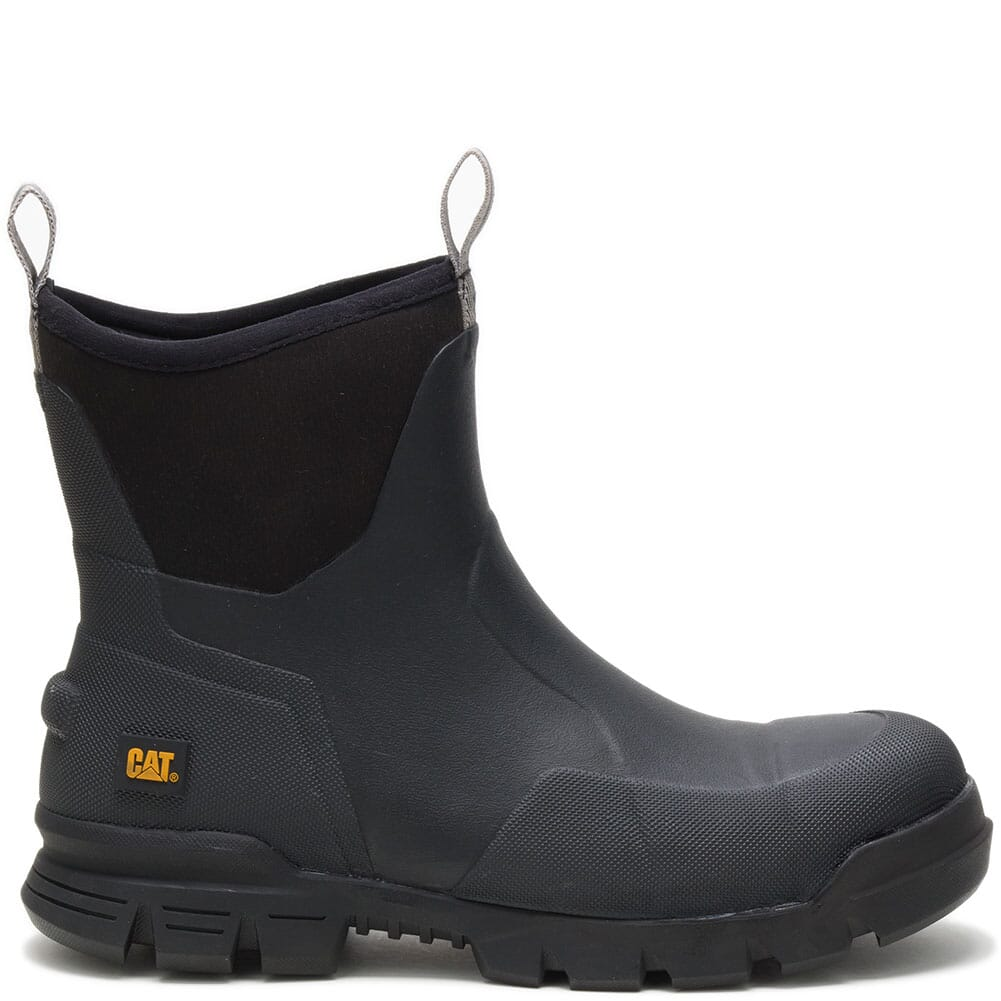 724104 Caterpillar Unisex Stormers Work Boots - Black