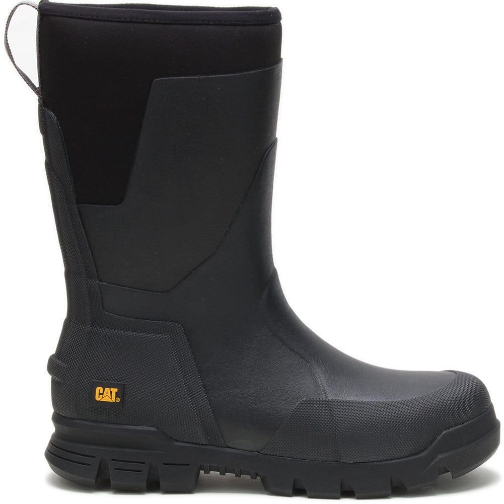 724105 Caterpillar Unisex Stormers Tall Work Boots - Black