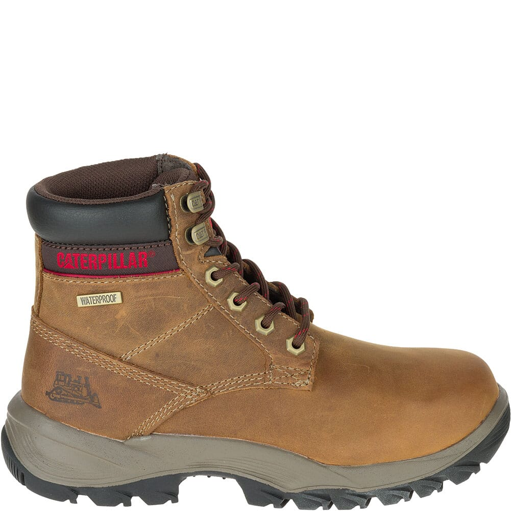 Caterpillar Women's Dryverse Work Boots - Beige