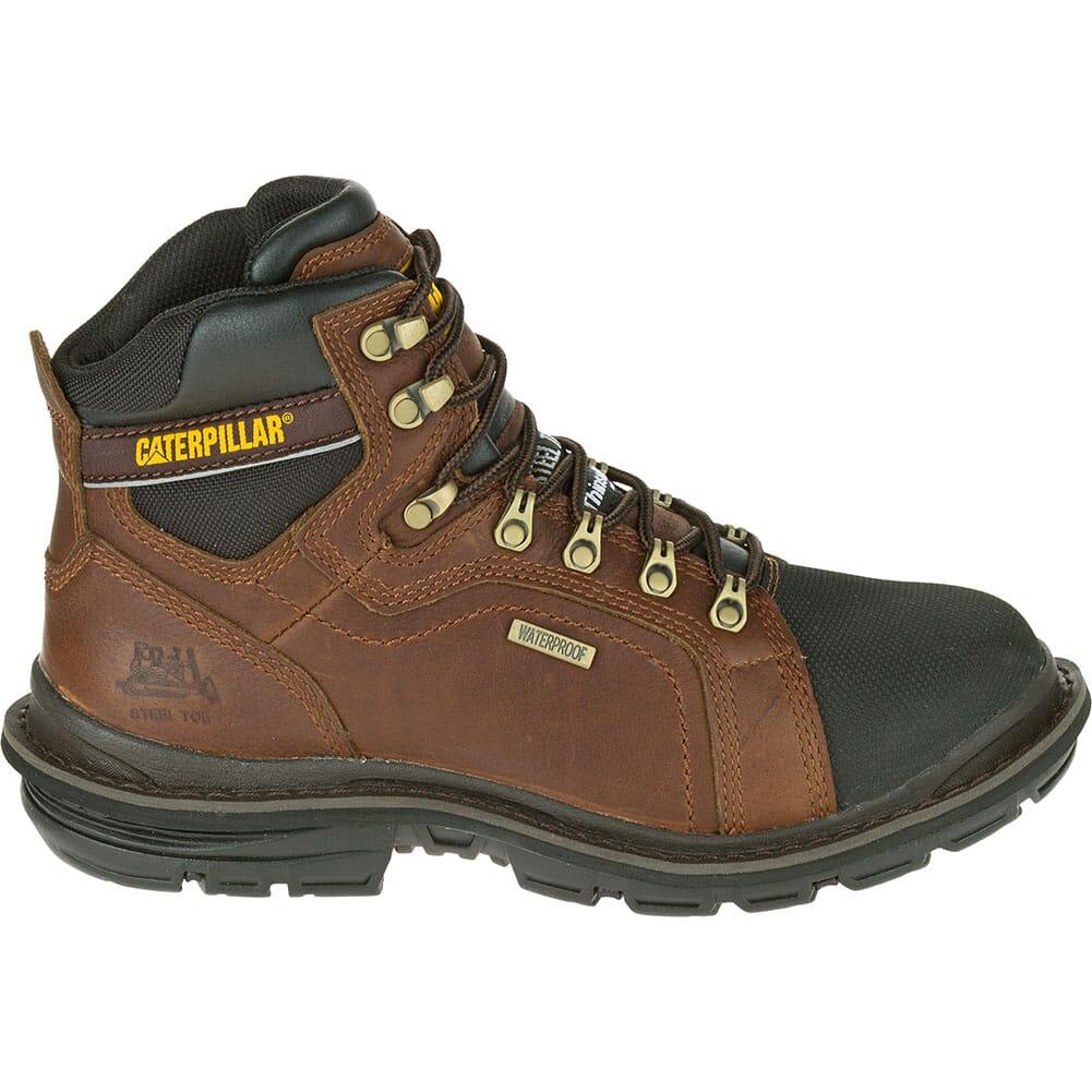 Caterpillar Men's Manifold Safety Boots - Oak
