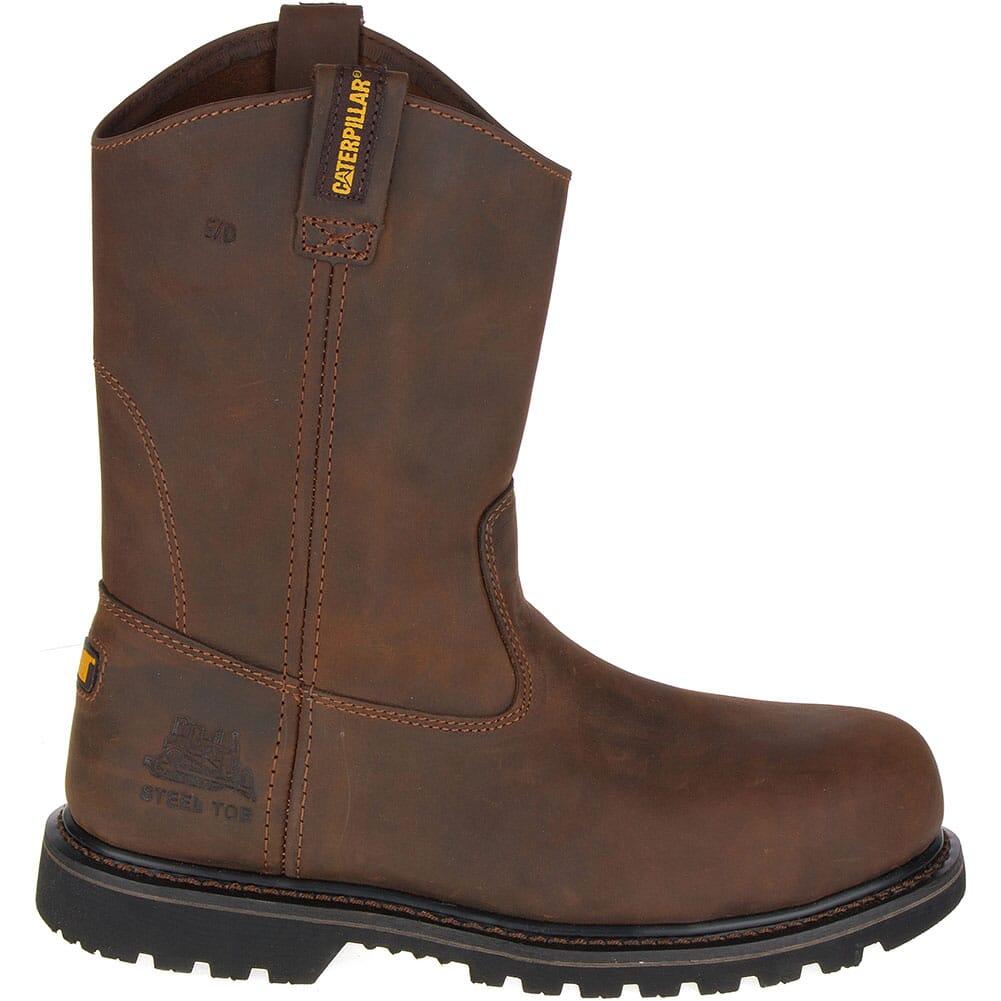 Caterpillar Men's Edgework SD Safety Boots - Mahogany
