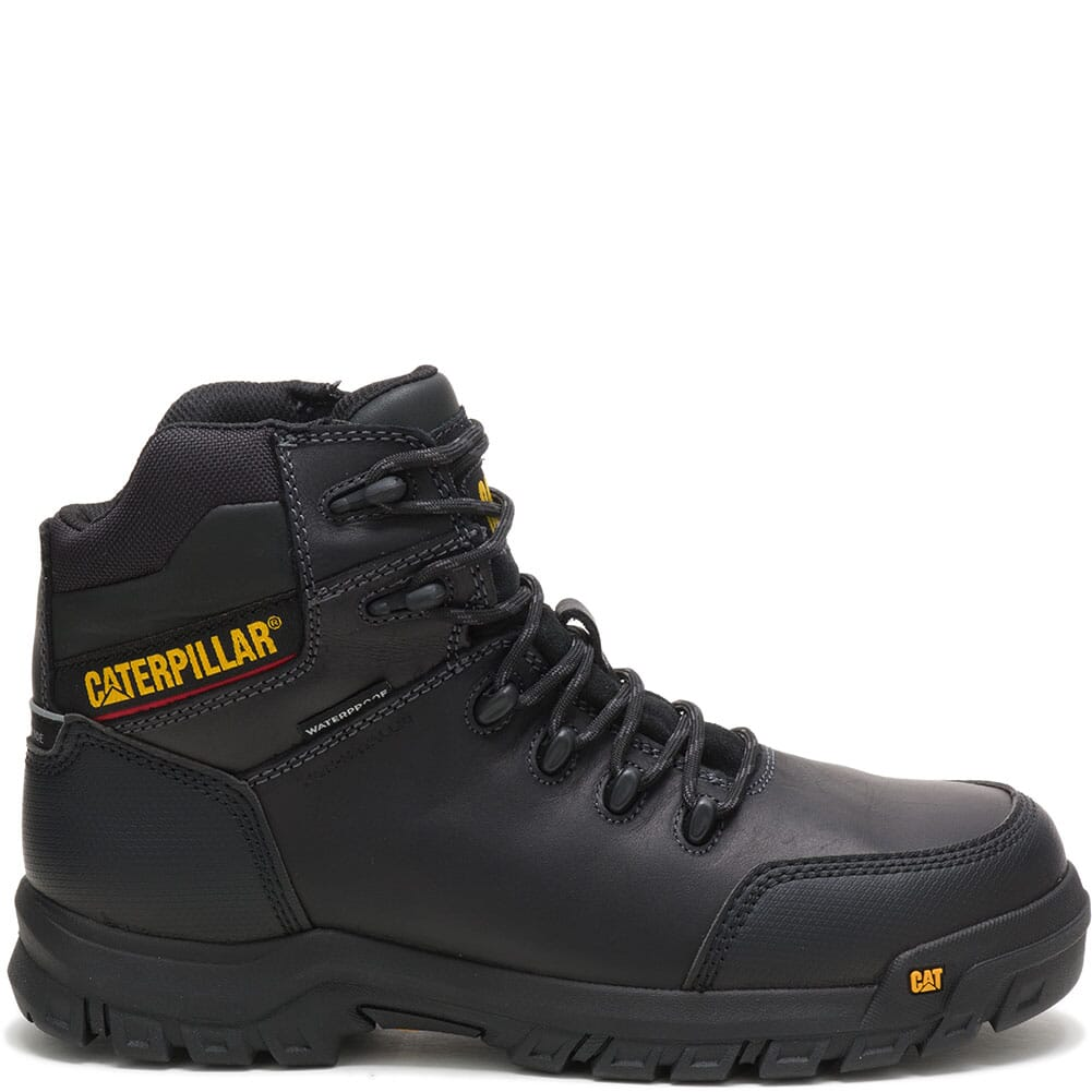 90976 Caterpillar Men's Resorption WP Comp Toe Safety Boots - Black