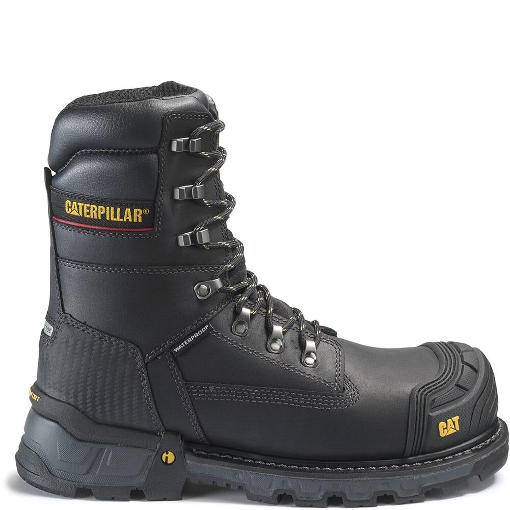 Caterpillar Men's Excavator XL WP Safety Boots - Black