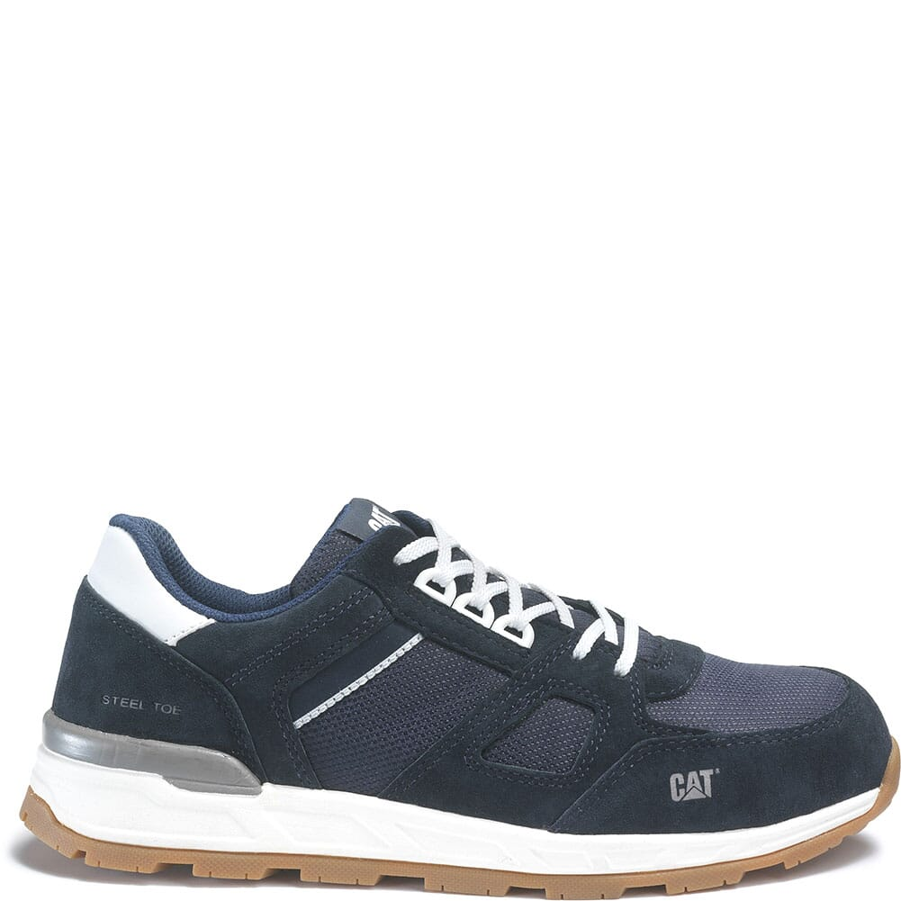 Caterpillar Men's Woodward EH Safety Shoes - Blue Nights