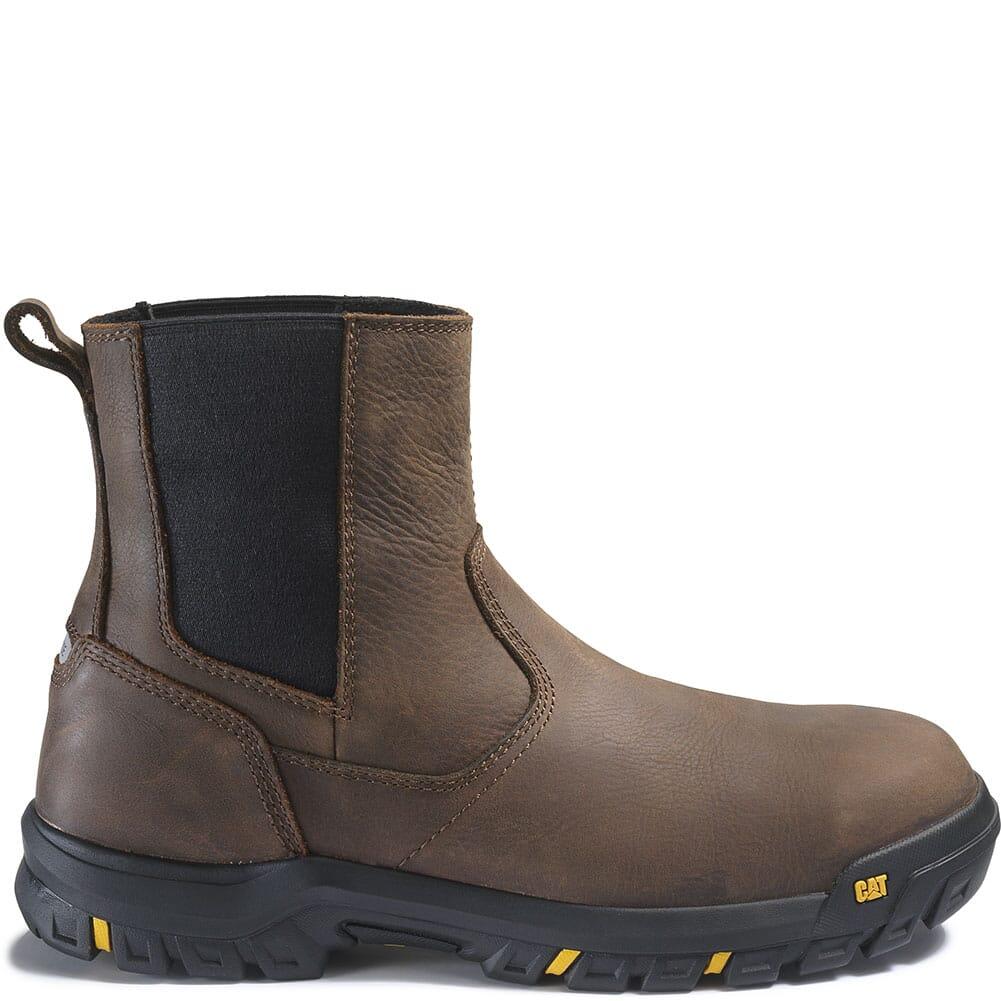 Caterpillar Men's Wheelbase Safety Boots - Clay