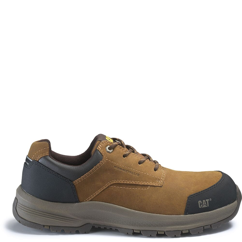 Caterpillar Men's Resolve Low Safety Boots - Brown