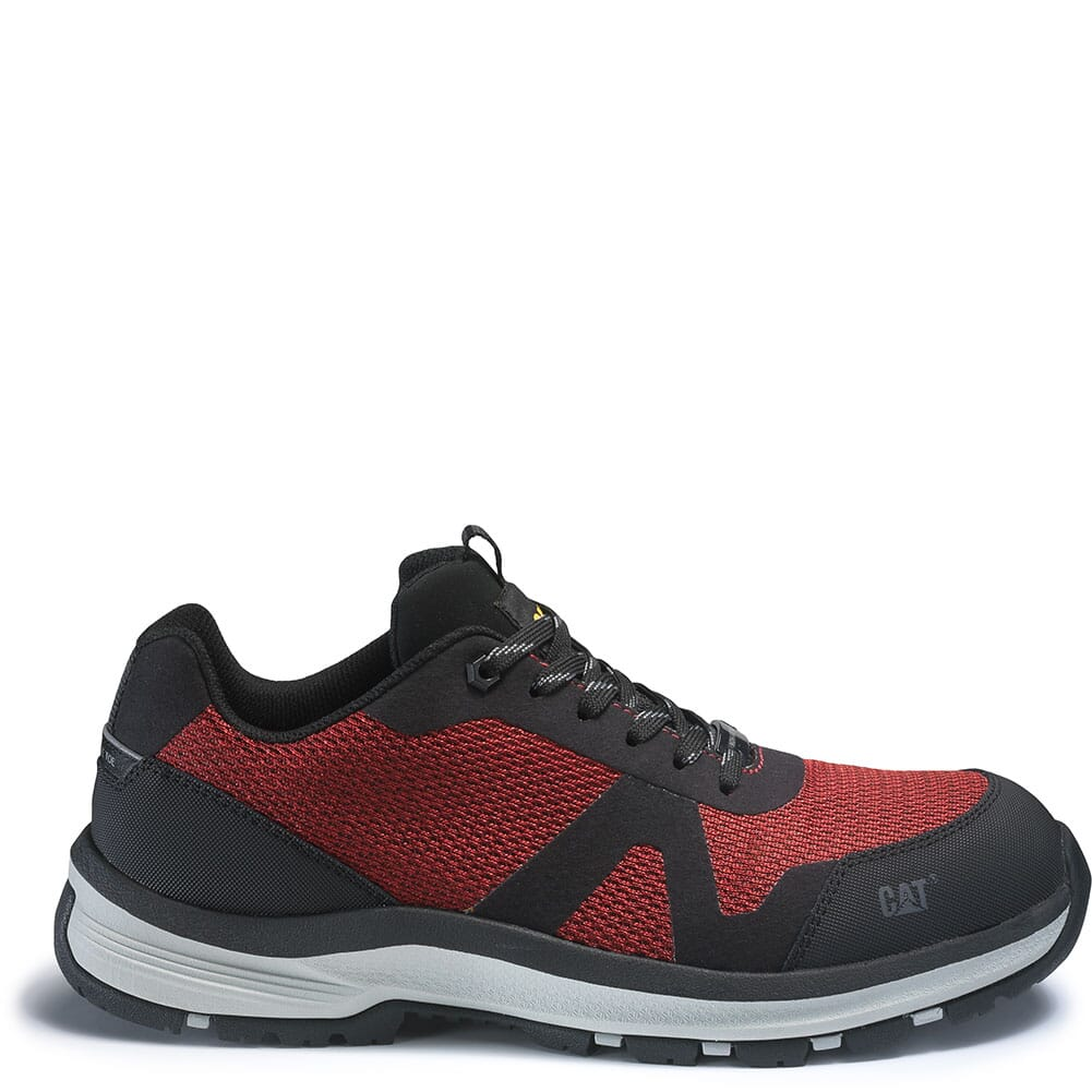 Caterpillar Men's Passage Safety Shoes - Regal Red