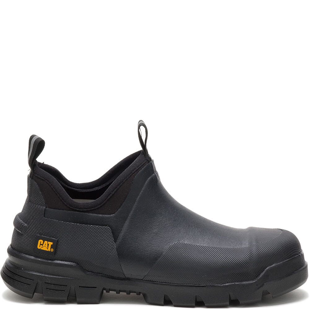 91217 Caterpillar Unisex Stormers Safety Shoes - Black