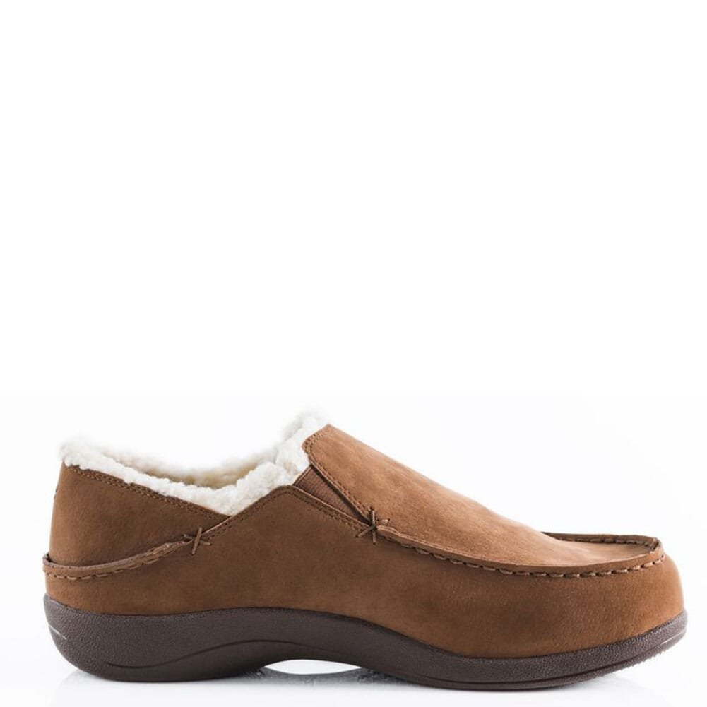 8800-30 Powerstep Men's Fusion Slippers - Brown