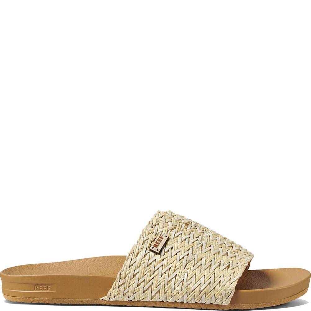 CI3795-VIN Reef Women's Cushion Scout Braids Sandals - Vintage