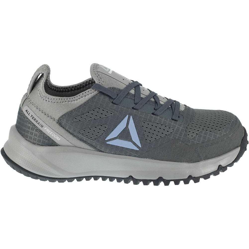 Reebok Women's All Terrain Safety Shoes - Flint Grey/Black