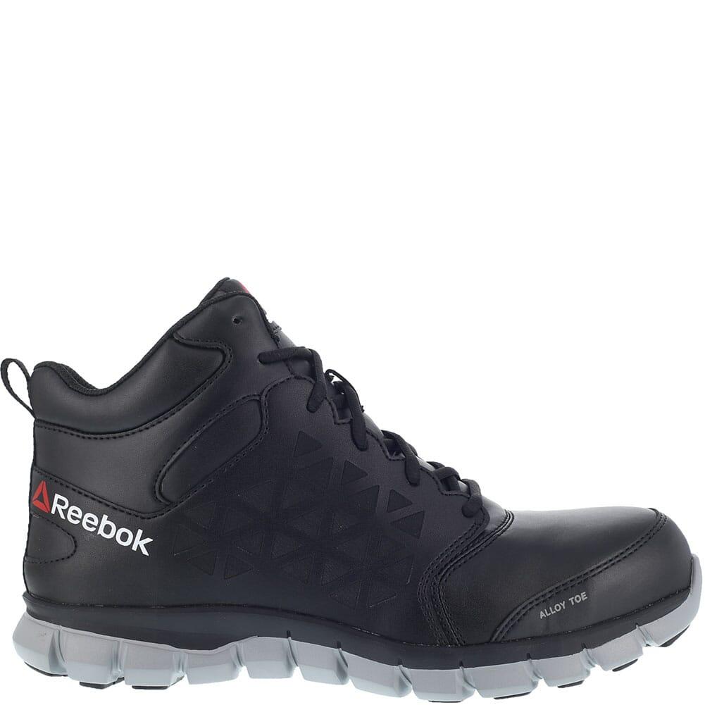 Reebok Men's Sublite Cushion Safety Shoes - Black