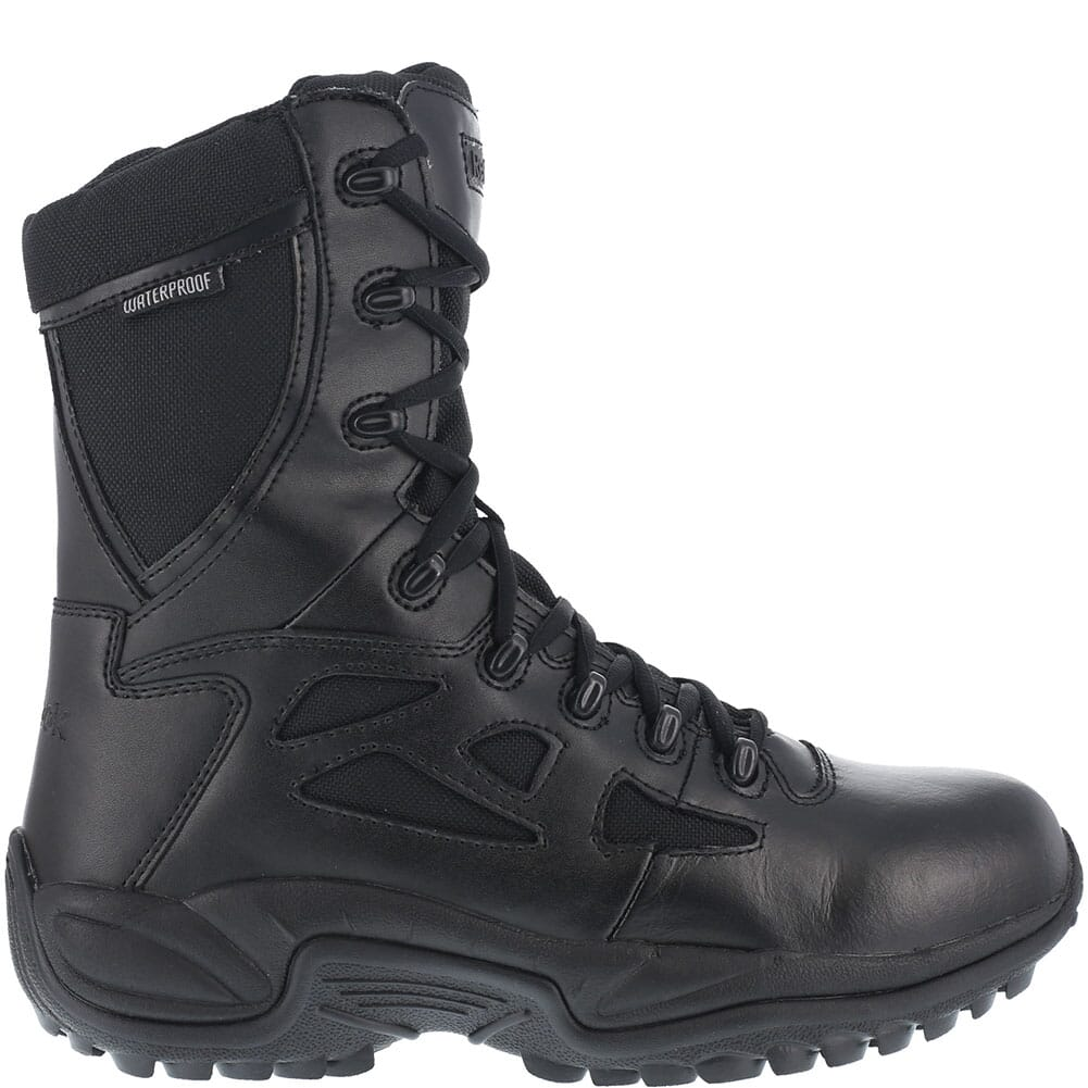 Reebok Women's Rapid Response RB Tactical Boots - Black