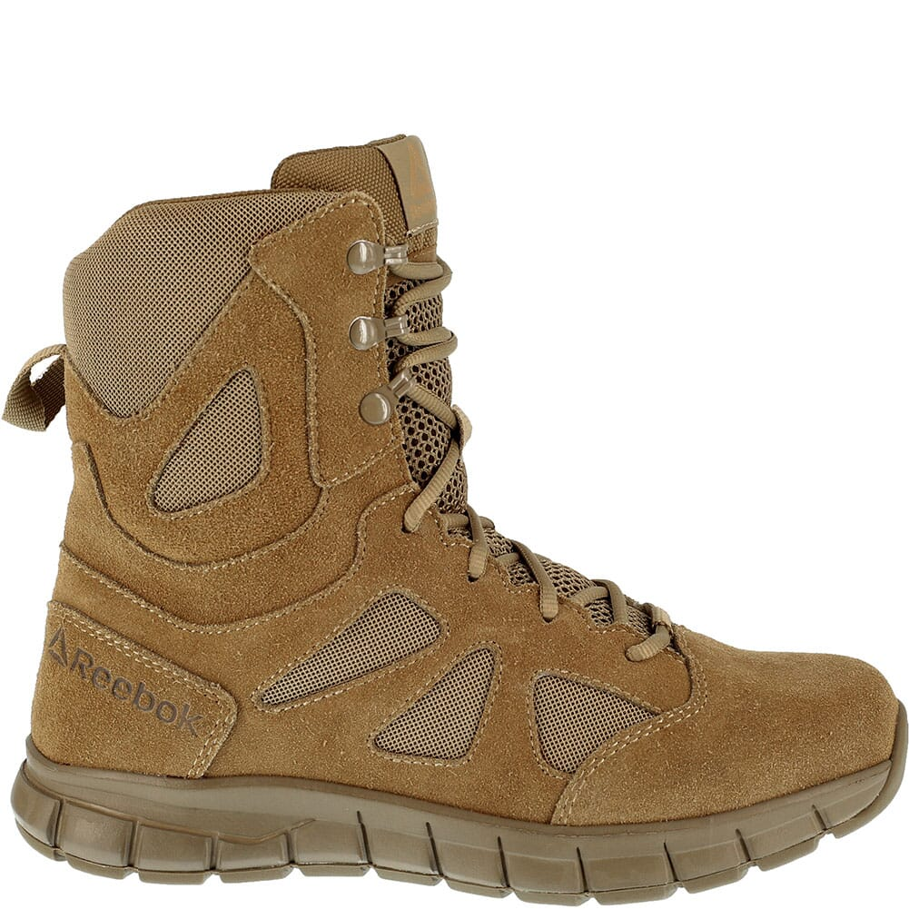 Reebok Men's Sublite Cushion Safety Boots - Coyote