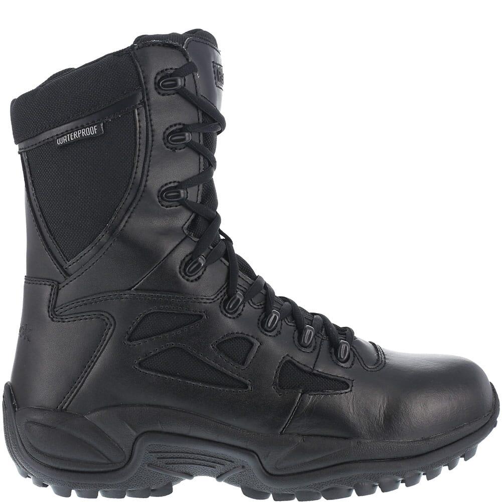 Reebok Men's Stealth WP Uniform Boots - Black