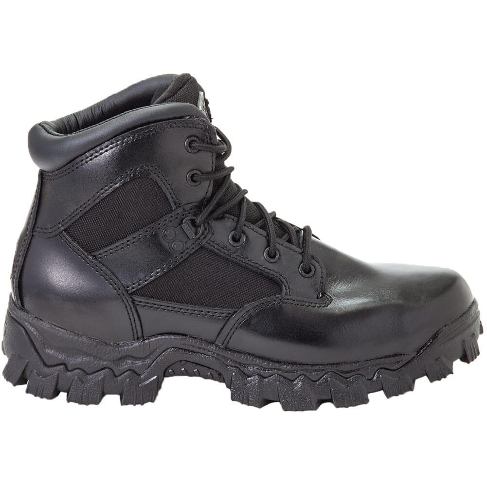 Rocky Men's AlphaForce Safety Boots - Black