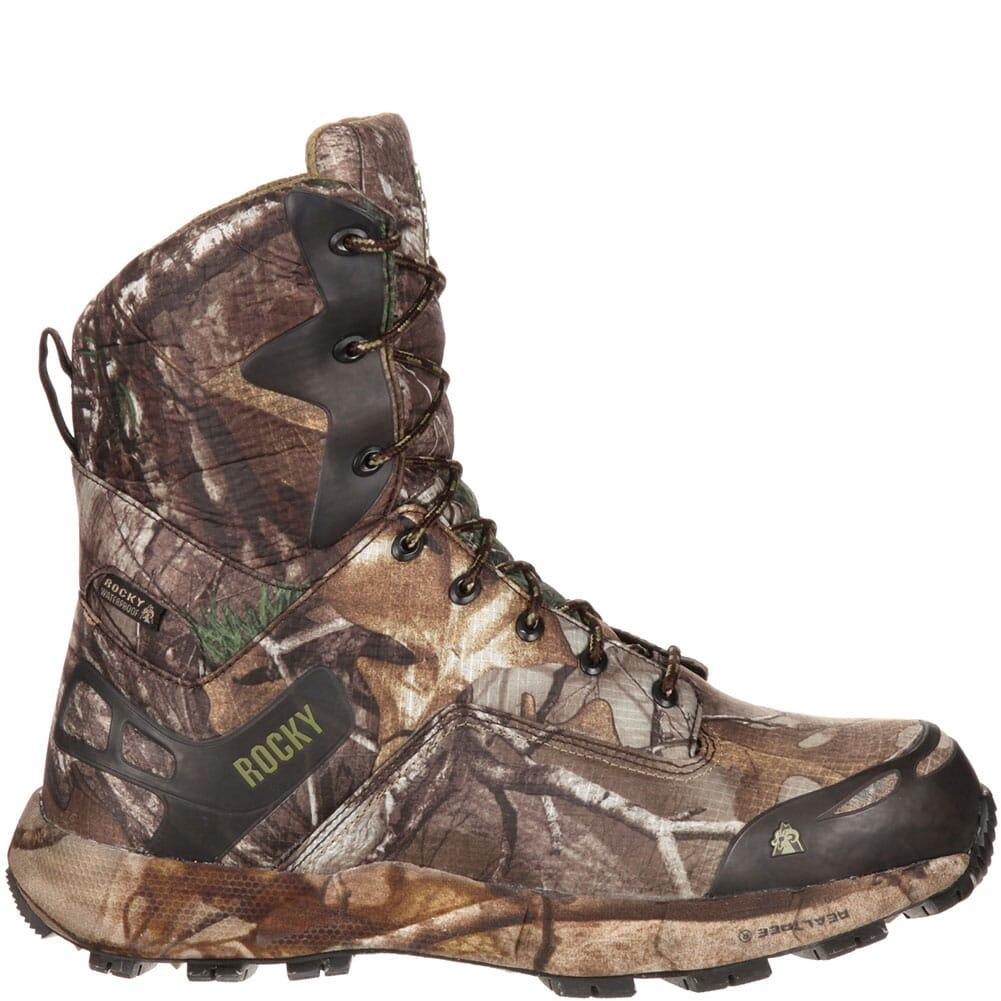 Rocky Men's Broadhead WP Ins Hunting Boots - Realtree Xtra