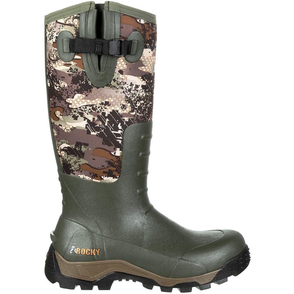 Rocky Sport Pro Men's Hunting Rubber Boots - Venator Camo