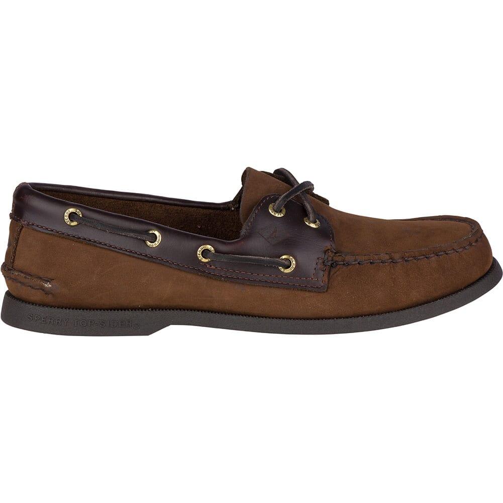 Sperry Men's Authentic Original 2-Eye Boat Shoe - Brown