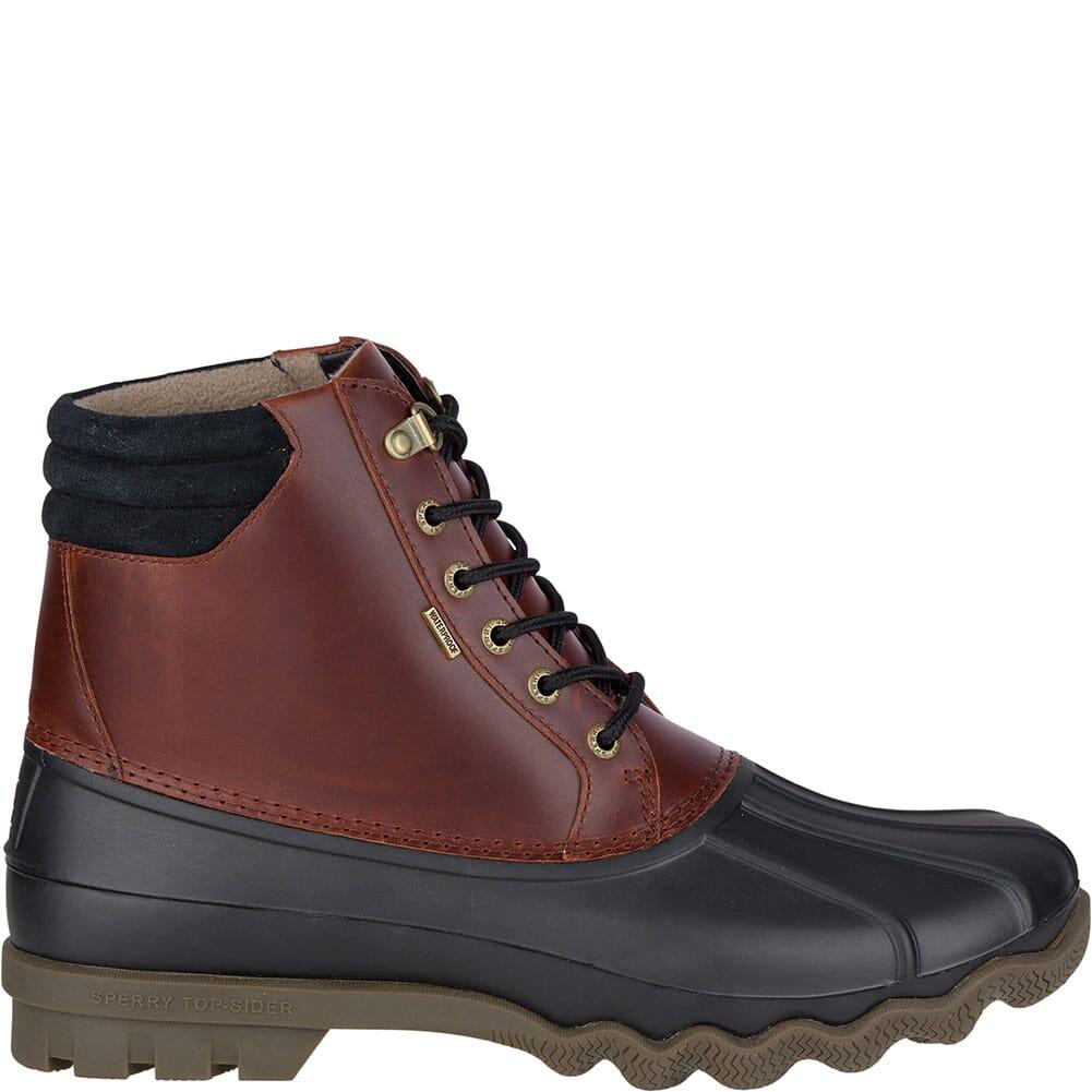 Sperry Men's Avenue Duck Boots - Black/Amaretto