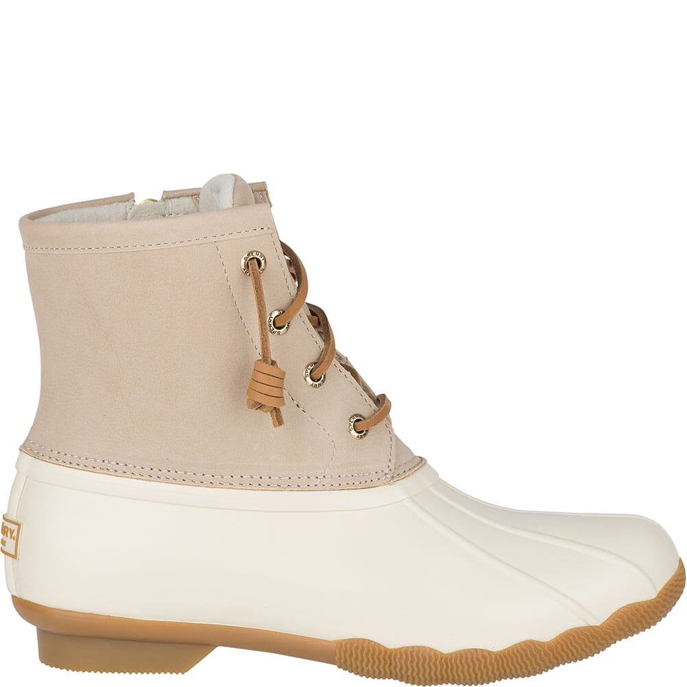 Sperry Women's Saltwater Duck Boots - Ivory