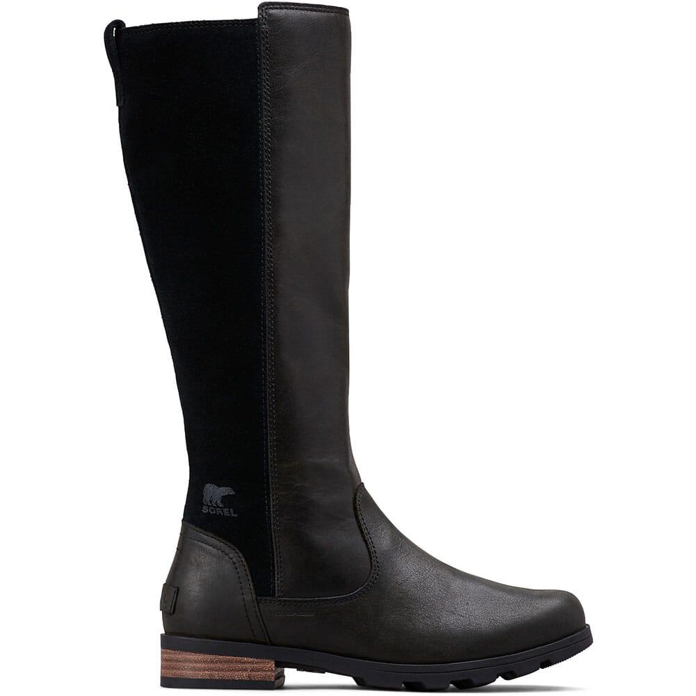 Sorel Women's Emelie Tall Casual Boots - Black