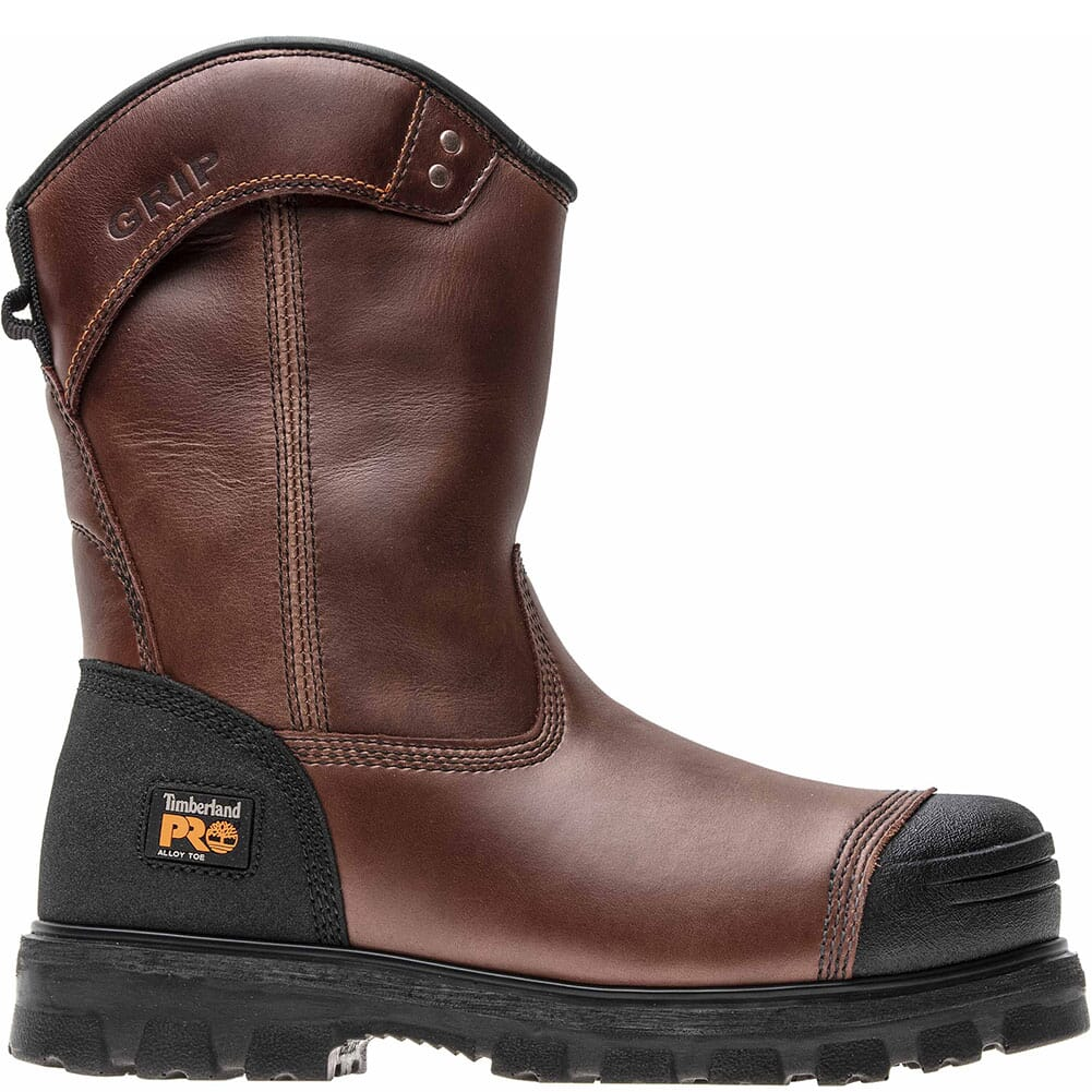 Timberland PRO Men's Caprock Safety Boots - Brown