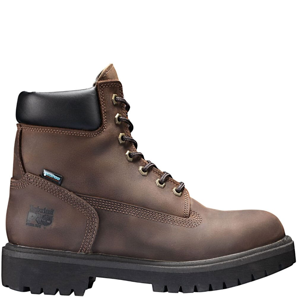 Timberland PRO Men's Direct Attach Safety Boots - Brown