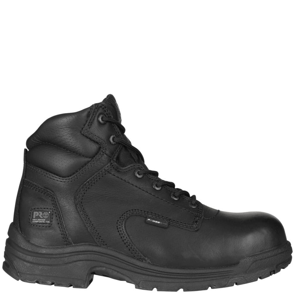 Timberland PRO Men's TiTAN BLK Safety Boots - Black