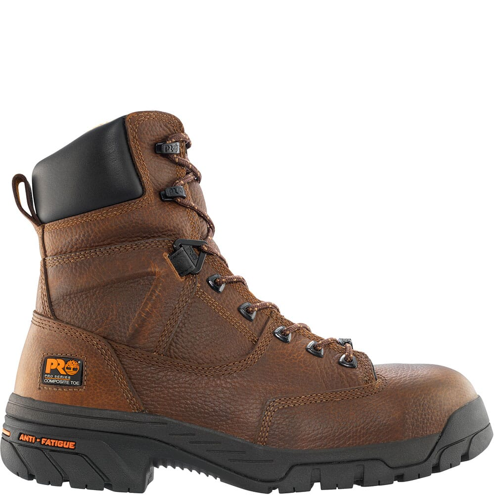 Timberland PRO Men's Helix 8in WP Safety Boots - Brown