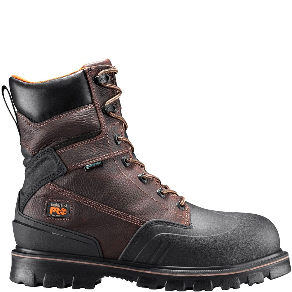Timberland PRO Men's Rigmaster Safety Boots - Brown