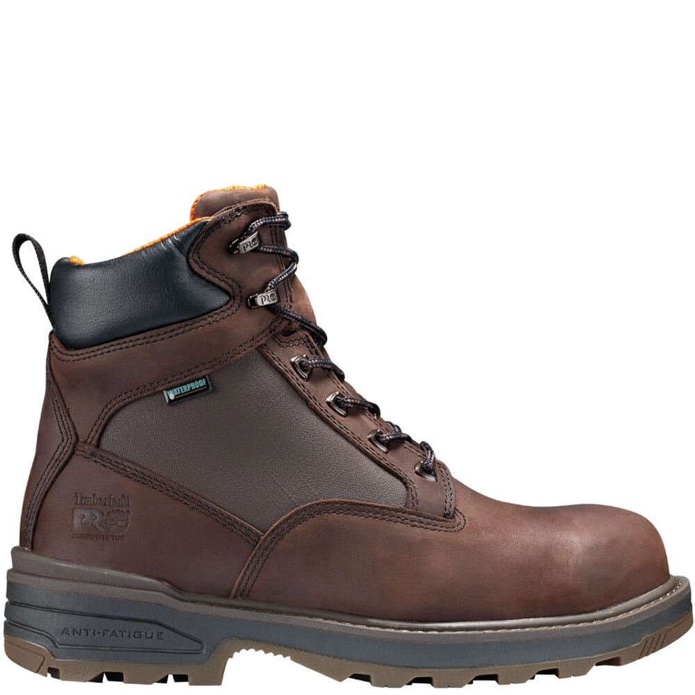 Timberland PRO Men's Resistor Safety Boots - Brown