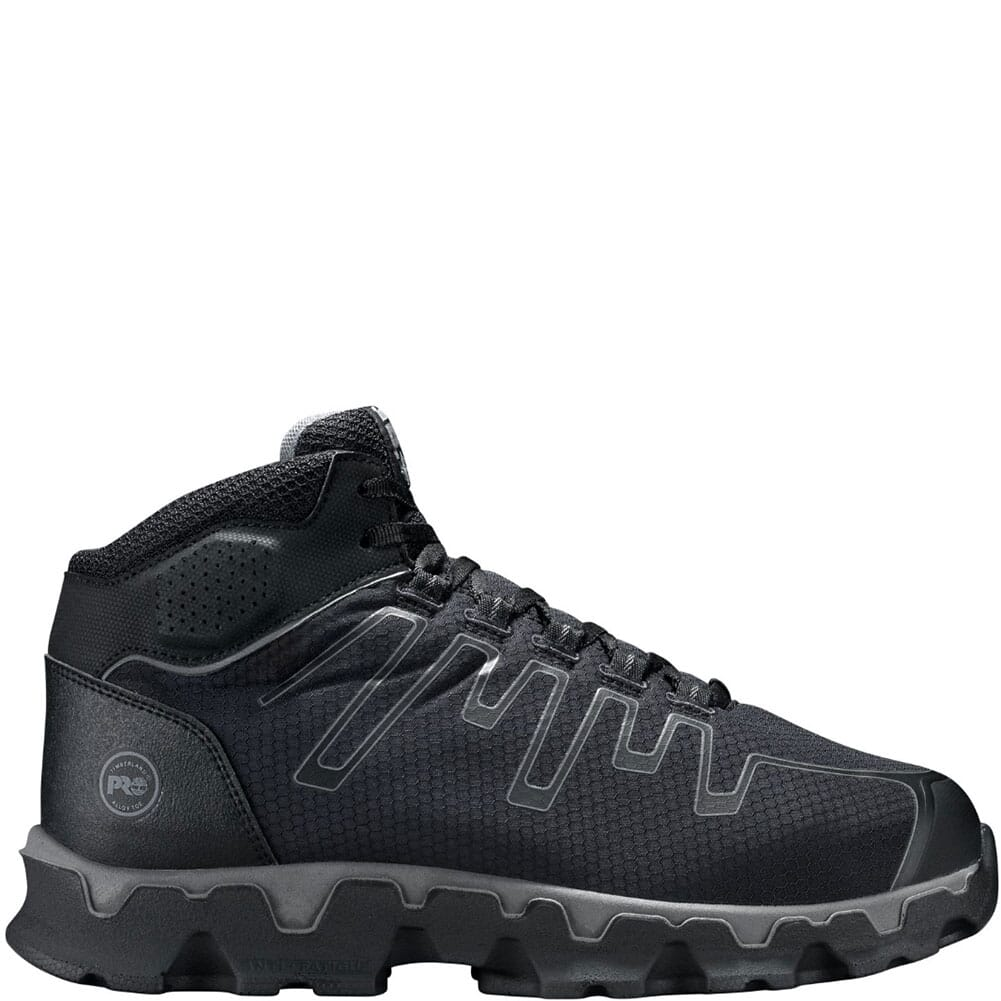 Timberland PRO Men's Powertrain Safety Shoes - Black