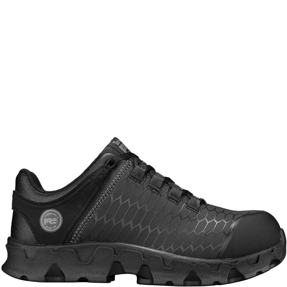 Timberland PRO Women's Powertrain Safety Shoes - Black