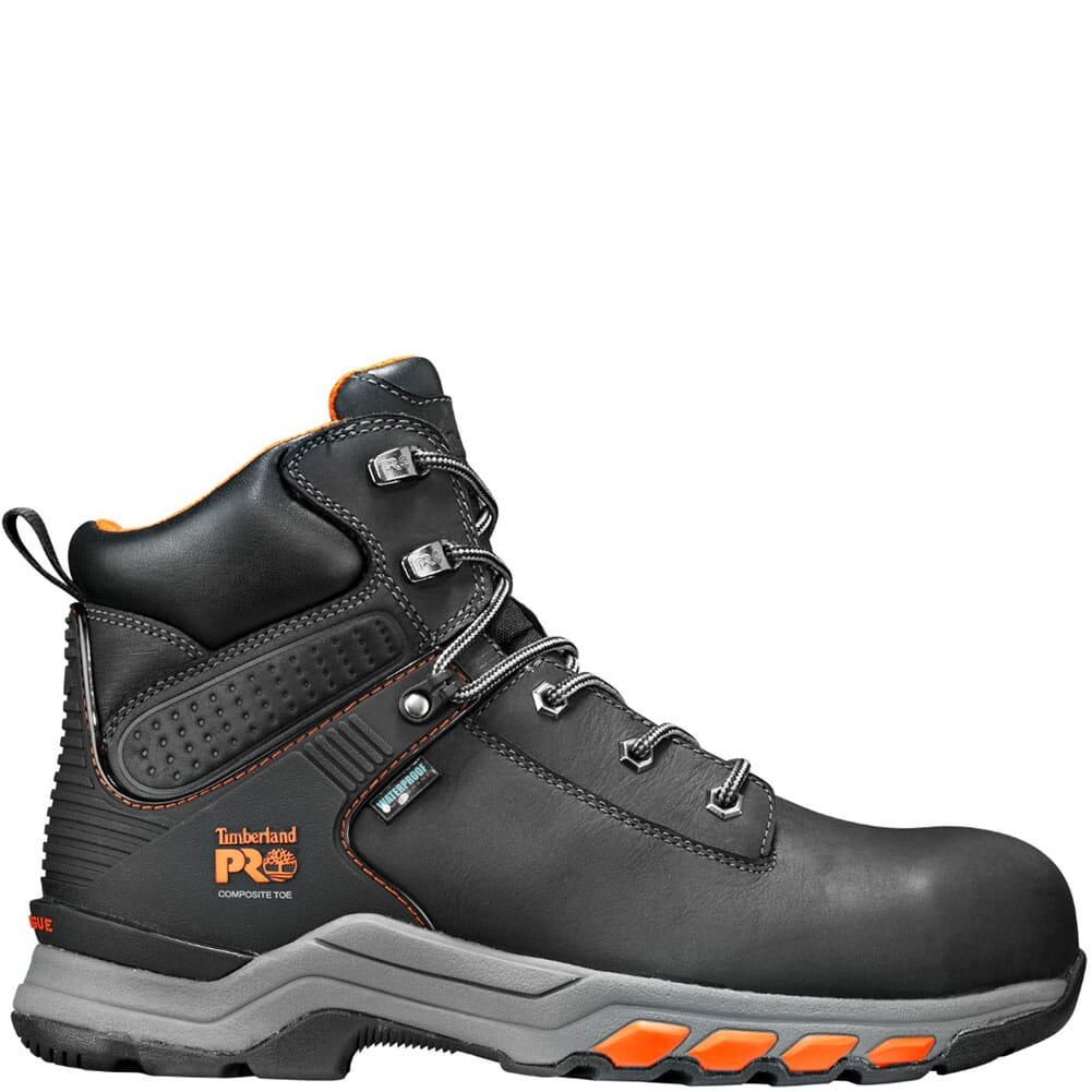 Timberland PRO Men's Hypercharge Safety Boots - Black