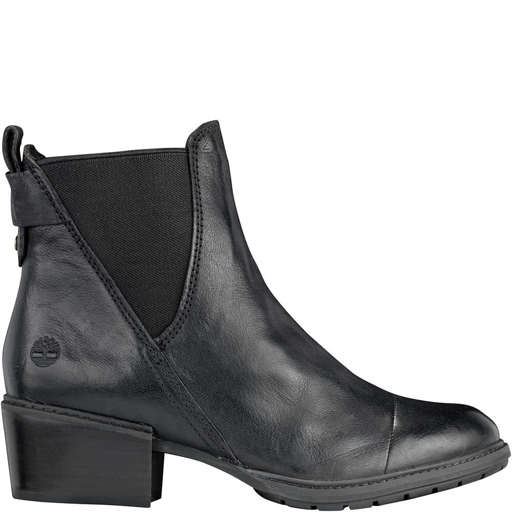 Timberland Women's Sutherlin Bay Stretch Chelsea Boots - Jet Black
