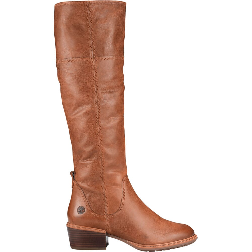 Timberland Women's Sutherlin Bay Slouch Tall Boots - Brown