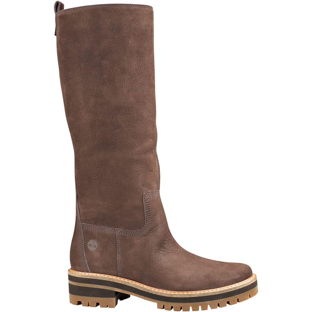 Timberland Women's Courmayeur Valley Tall Boots - Dark Brown