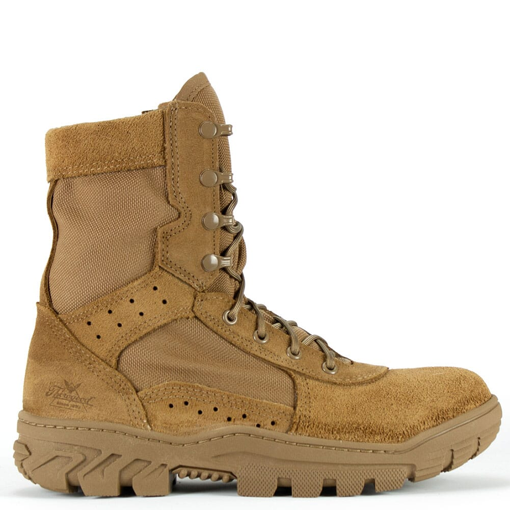 Thorogood Men's War Fighter Safety Boots - Coyote