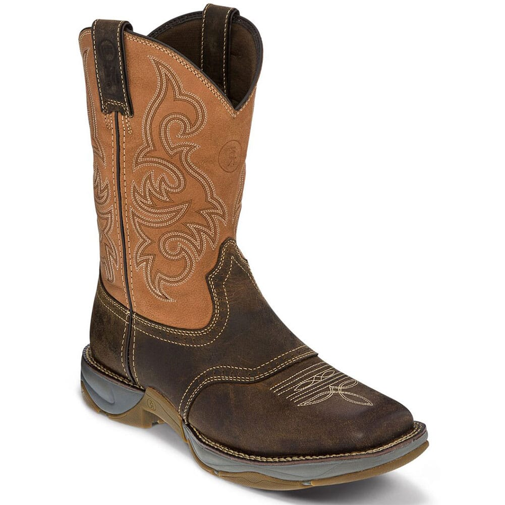 RR3351 Tony Lama Men's Junction Western Boots - Dusty