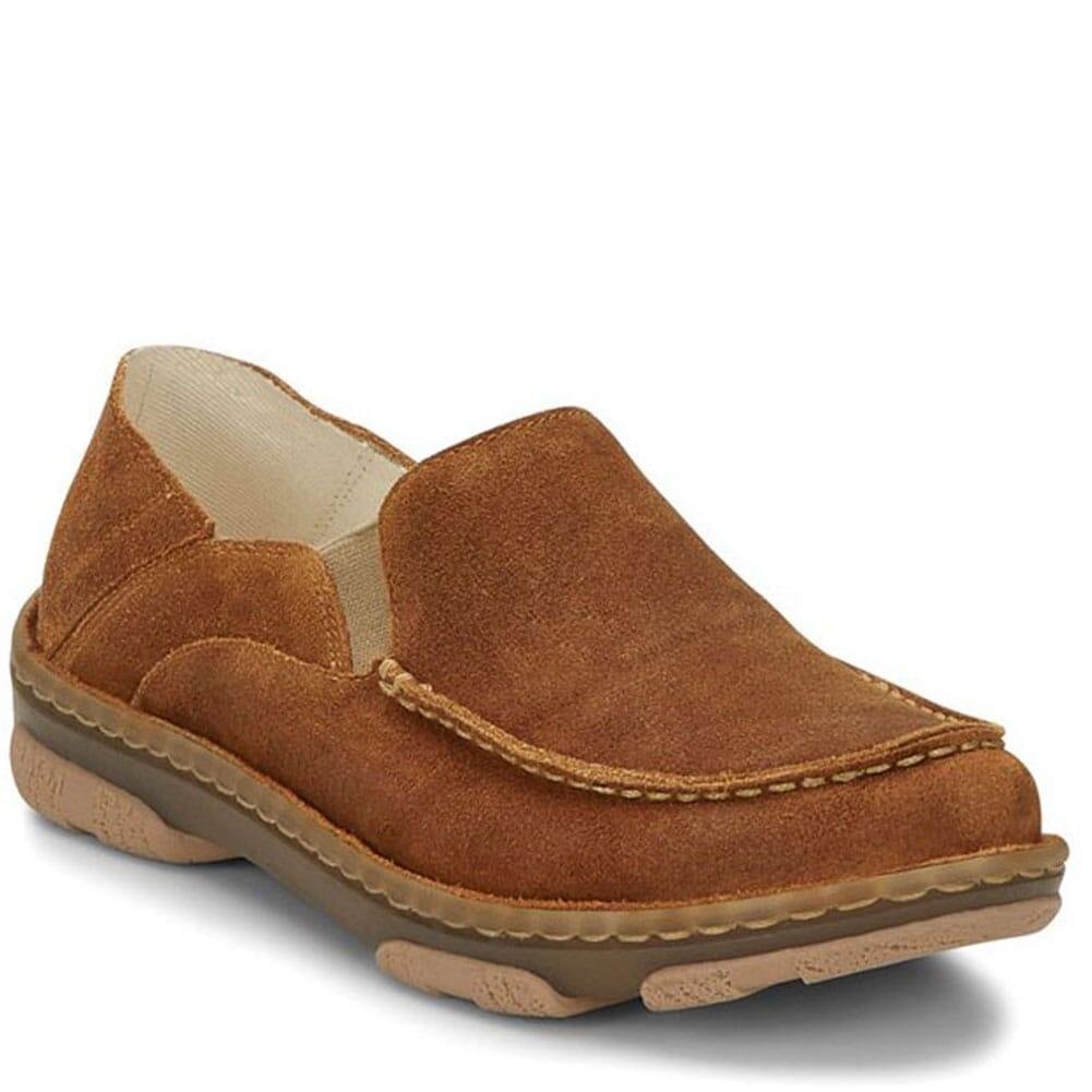 TLC118L Tony Lama Women's Moccsi Casual Shoes - Gold