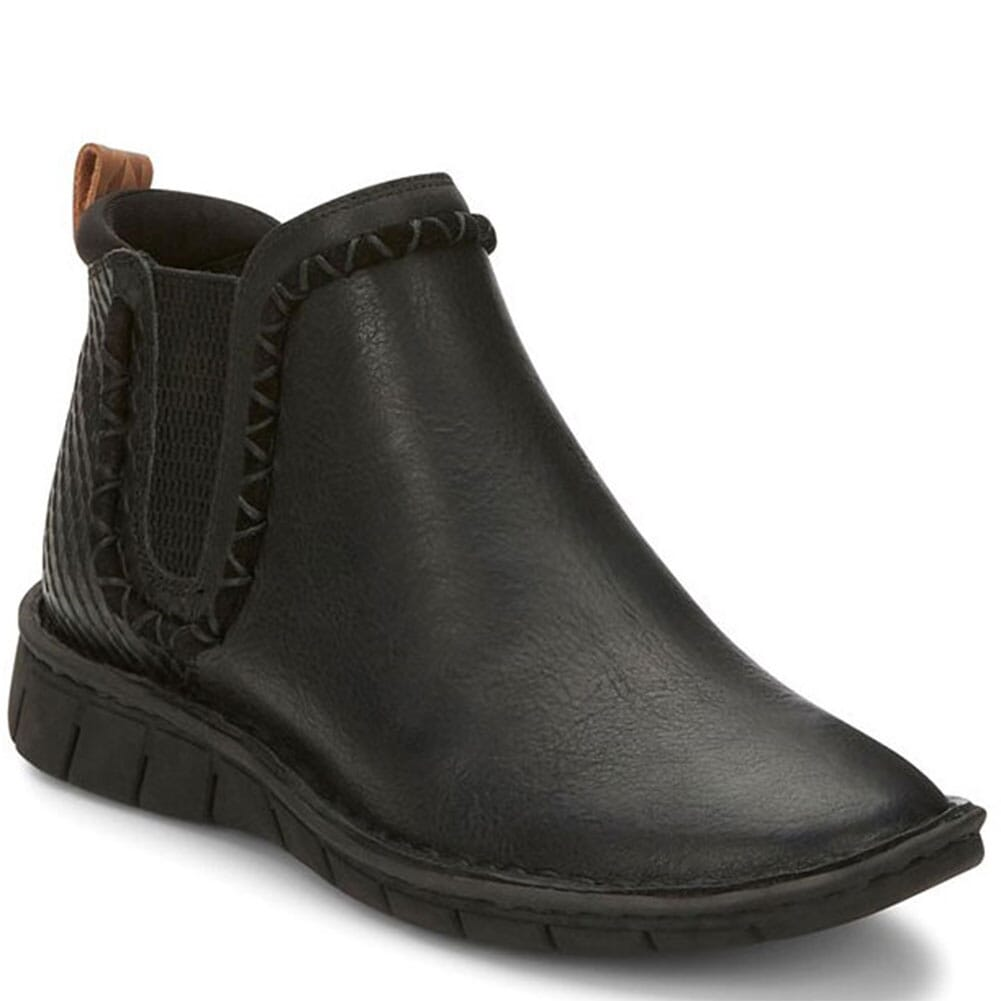 TLC508L Tony Lama Women's Mina Casual Boots - Black