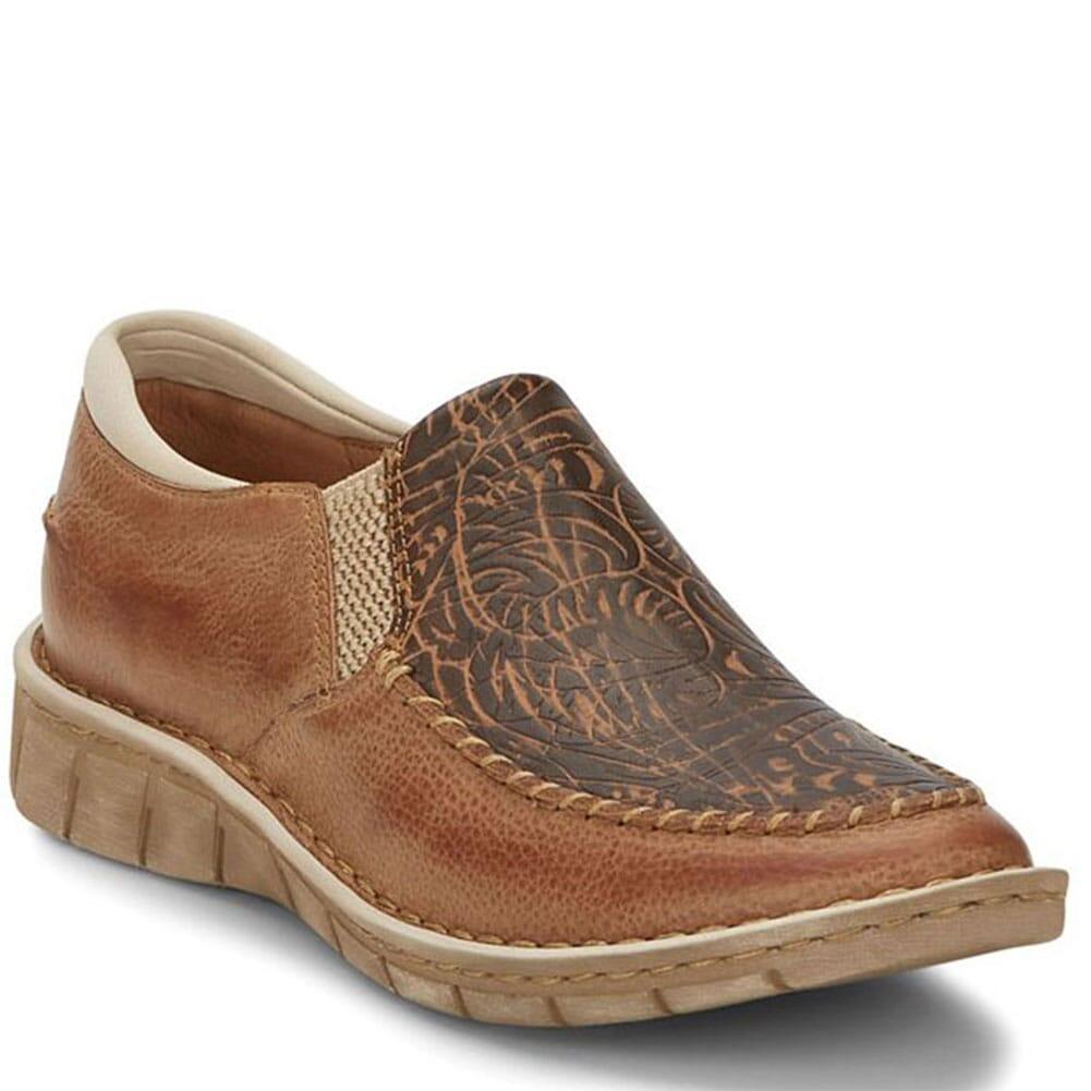 TLC512L Tony Lama Women's Magdalena Casual Shoes - Natural