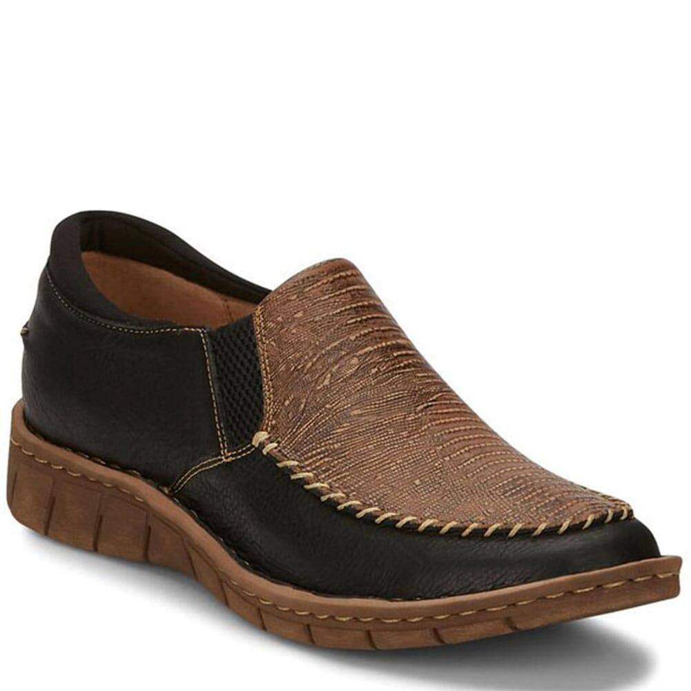 TLC513L Tony Lama Women's Magdalena Casual Shoes - Black