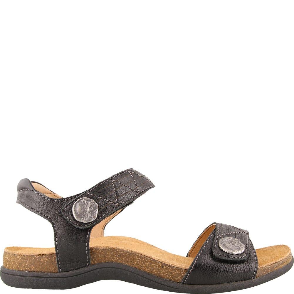 PIO-13932-BLK Taos Women's Pioneer Sandals - Black