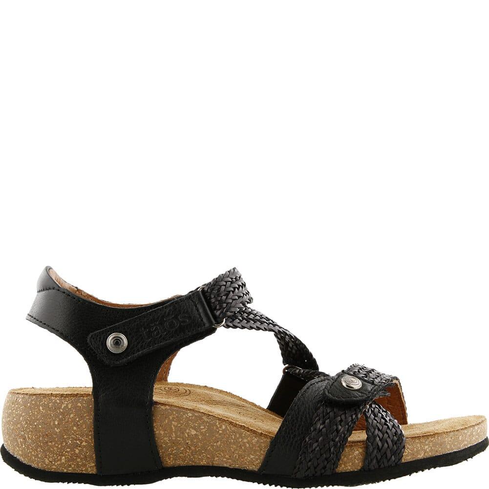 TRU-16406-BLK Taos Women's Trulie Sandals - Black
