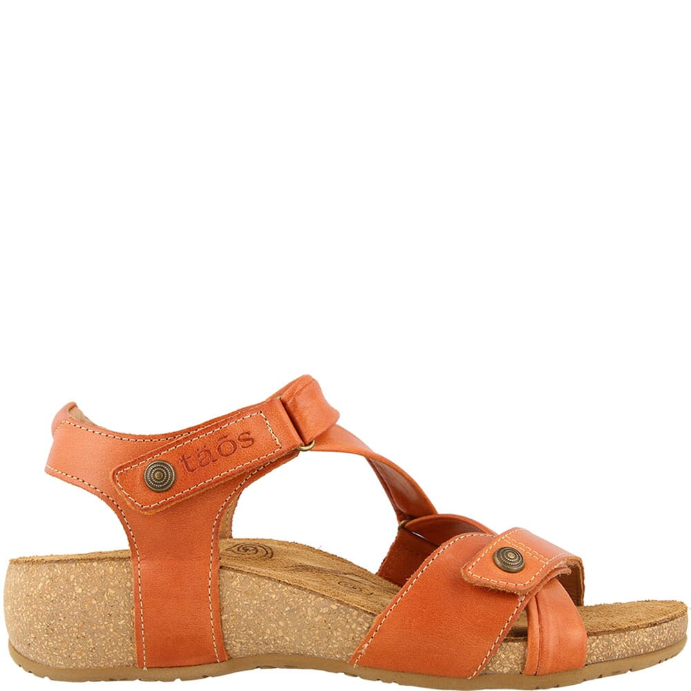 UNV-1340-BRTO Taos Women's Universe Sandals - Burnt Orange