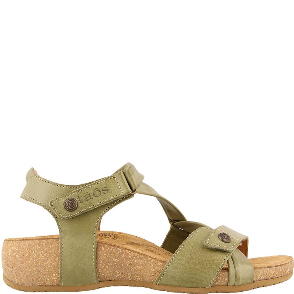 UNV-1340-HGRN Taos Women's Universe Sandals - Herb Green