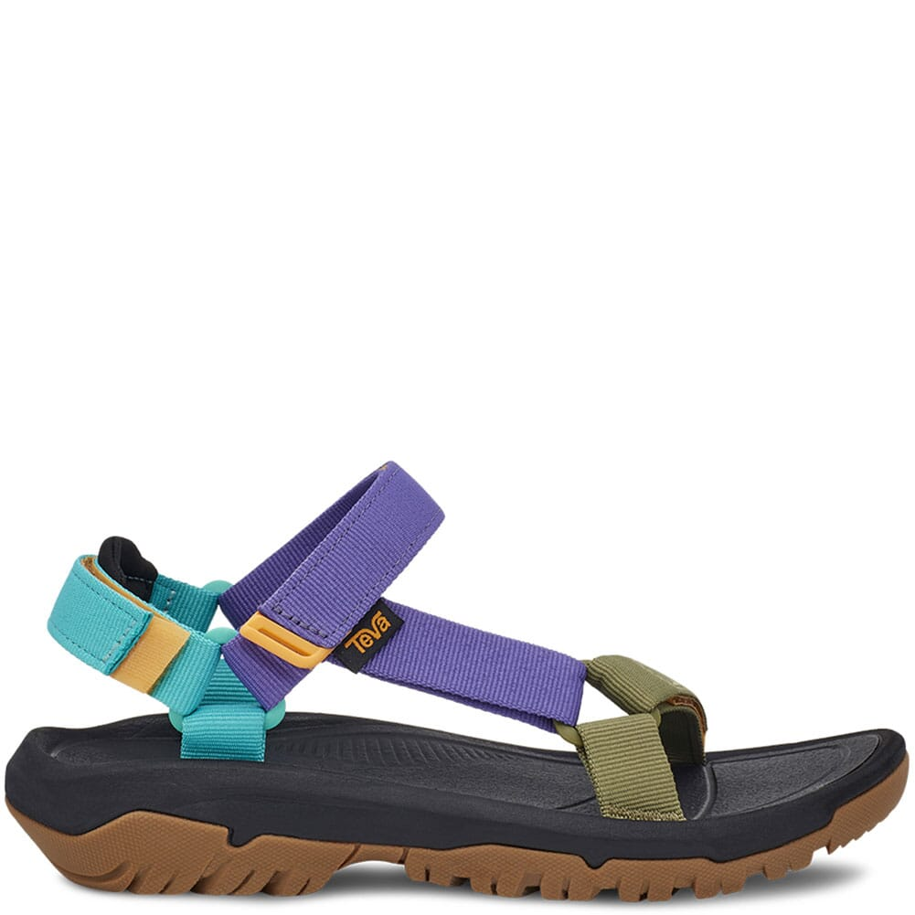 1019235-BRMLT Teva Women's Hurricane XLT2 Sandals - Bright Retro Multi